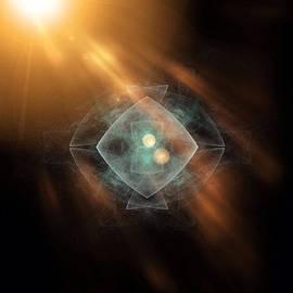 Maggie Vlazny - Fractal UFO