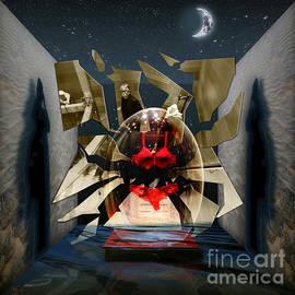 Rosa Cobos - Fragmented Passion Nest