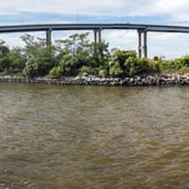 Francis Scott Key Bridge - Pano