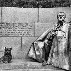 Allen Beatty - Franklin Delano Roosevelt Memorial