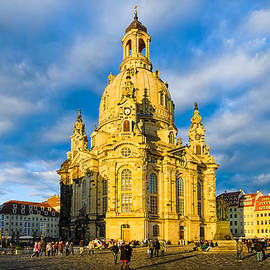 Michael Abid - Frauenkirche in Dresden