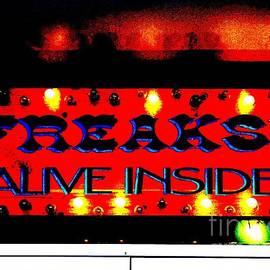 Ed Weidman - Freaks Alive Inside