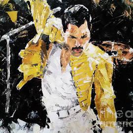 Violeta Oprea - Freddie Mercury