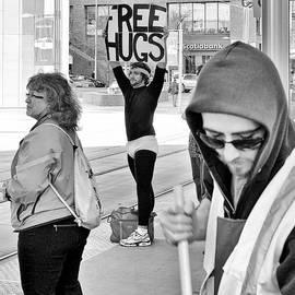 Trever Miller - Free Hugs