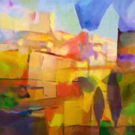 Lutz Baar - French Abstract