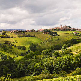 Allen Sheffield - French Countryside
