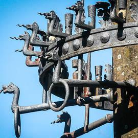 William Krumpelman - French Dragon Metalwork