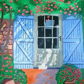 Magdalena Frohnsdorff - French farm yard