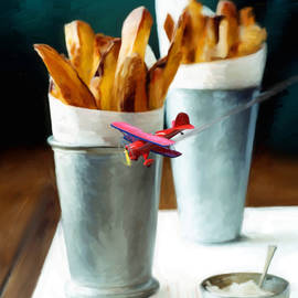Snake Jagger - French Fries Fly-By
