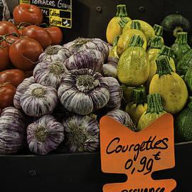 Christine Czernin-Morzin - French Market