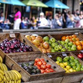 William Morgan - French Market