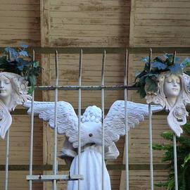 Kathy K McClellan - French Quarter Angels