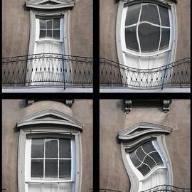 Kathy K McClellan - French Quarter Distorted Door