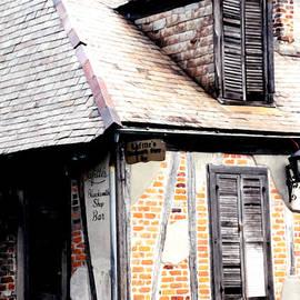 Glenn Aker - French Quarter - Lafittes Blacksmith Bar 1