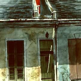 Gerald Bienvenu - French Quarter Morning