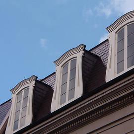 Kathy K McClellan - French Quarter Windows 1