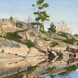 Ronald Wilkie - French River Solitude