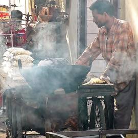 Kim Bemis - Fresh Popcorn - Rishikesh India