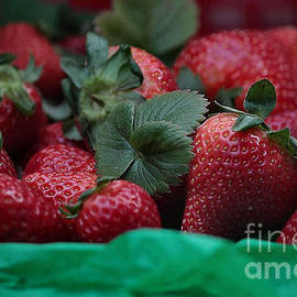 Luv Photography - Fresh Red Berries