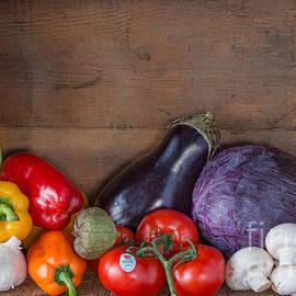 Alana Ranney - Fresh Vegetables