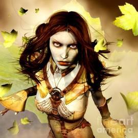Gabriel Forgottenangel - Freya