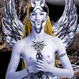 Keith Dillon - Freya Viking Warrior