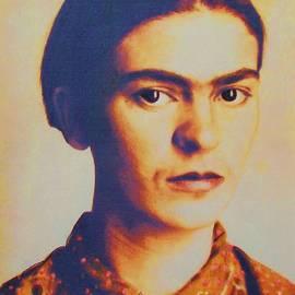 Roberto Prusso - Frida In Sepia  3