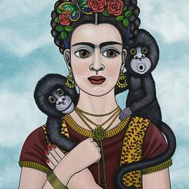 Victoria De Almeida - Frida In The Sky