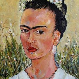 Doria Fochi - Frida Kahlo In My Eyes