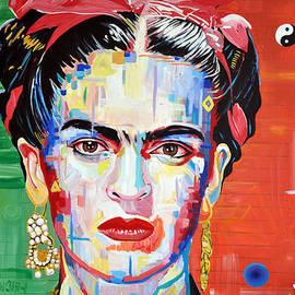 Ton Peelen - Frida Kahlo