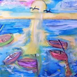 Judith Desrosiers - Friendship bay