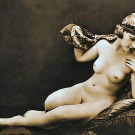 Studio Photographer  - From Risque Postcard Collection 4