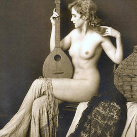 Studio Photographer  - From Risque Postcard Collection 5