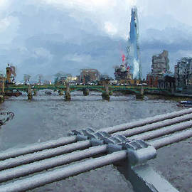 Jenny Armitage - From the Millenium Bridge