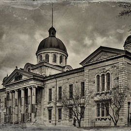 Gene Healy - Frontenac County Court House