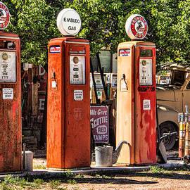 Steven Bateson - Frontier Gas Pumps