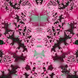 Rose Santuci-Sofranko - Frost on The Roses Fractal