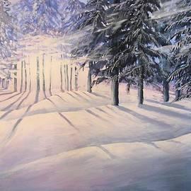 Sharon Marcella Marston - Frosty Dawn