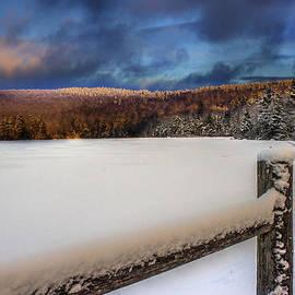 Rick  Blood - Frosty View