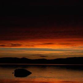 Neal  Eslinger - Lake Umbagog Marbled Moment