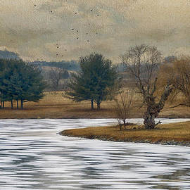 Kathy Jennings - Frozen Lake