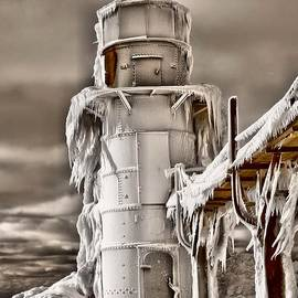 Dan Sproul - Frozen Lighthouse