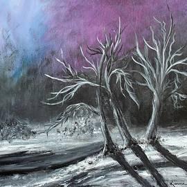 Kume Bryant - Frozen Moonlight