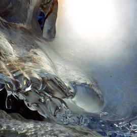 Dianne Cowen - Frozen Waterfall