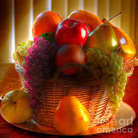 Kathy Baccari - Fruit Basket