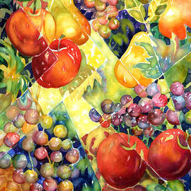 Ann  Nicholson - Fruit Fantasy