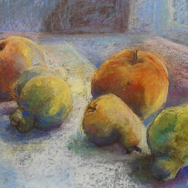Barbara Pommerenke - Fruit In Moonlight