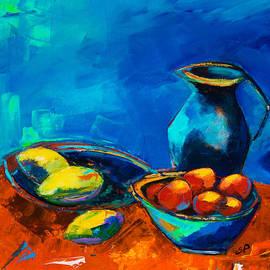 Elise Palmigiani - Fruit Palette