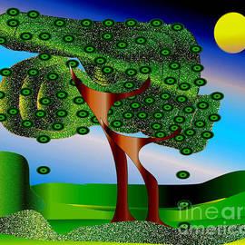 Iris Gelbart - Fruit Trees