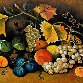 Vanda Caminiti - Fruits